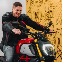 Rico Verhoeven Partners Ducati Diavel